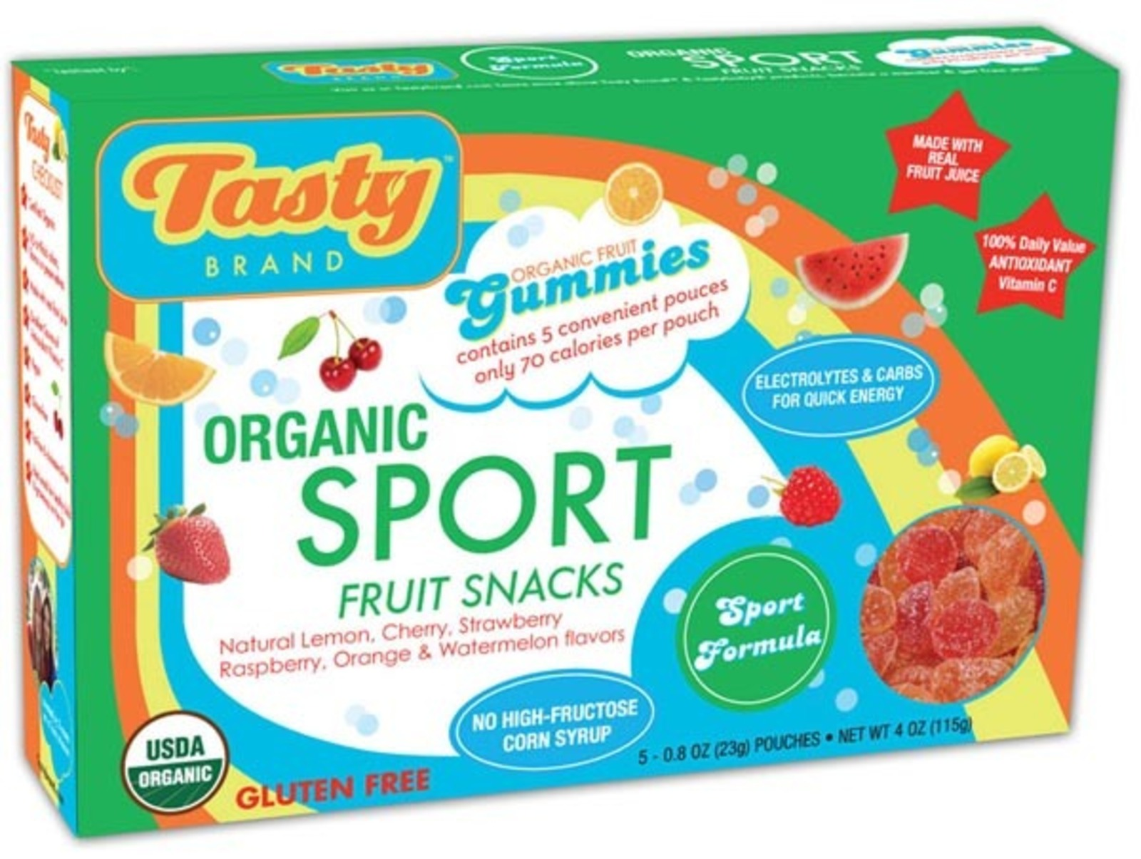 Tasty Brand Healthy Snacks Cool Hunting