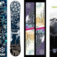 Venture Snowboards x Protect Our Winters Contest