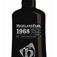 Highland Park 1968 Single Malt Scotch