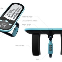 Weight To Go Luggage Scale
