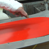 Cool Hunting Video Presents: How to Make a Burton Snowboard