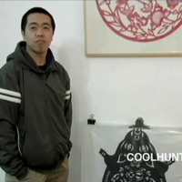 Cool Hunting Video Presents: Chen Hang Feng: Logomania
