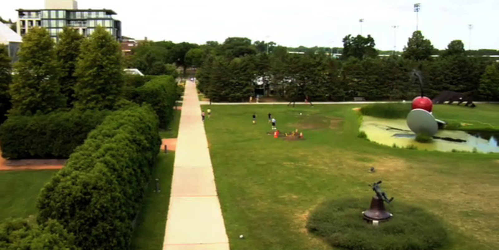 Cool Hunting Video Presents The Minneapolis Sculpture Garden Cool Hunting