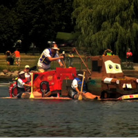 Cool Hunting Video Presents: Kemps Milk Carton Boat Races