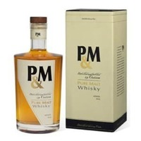 P&M Whiskey