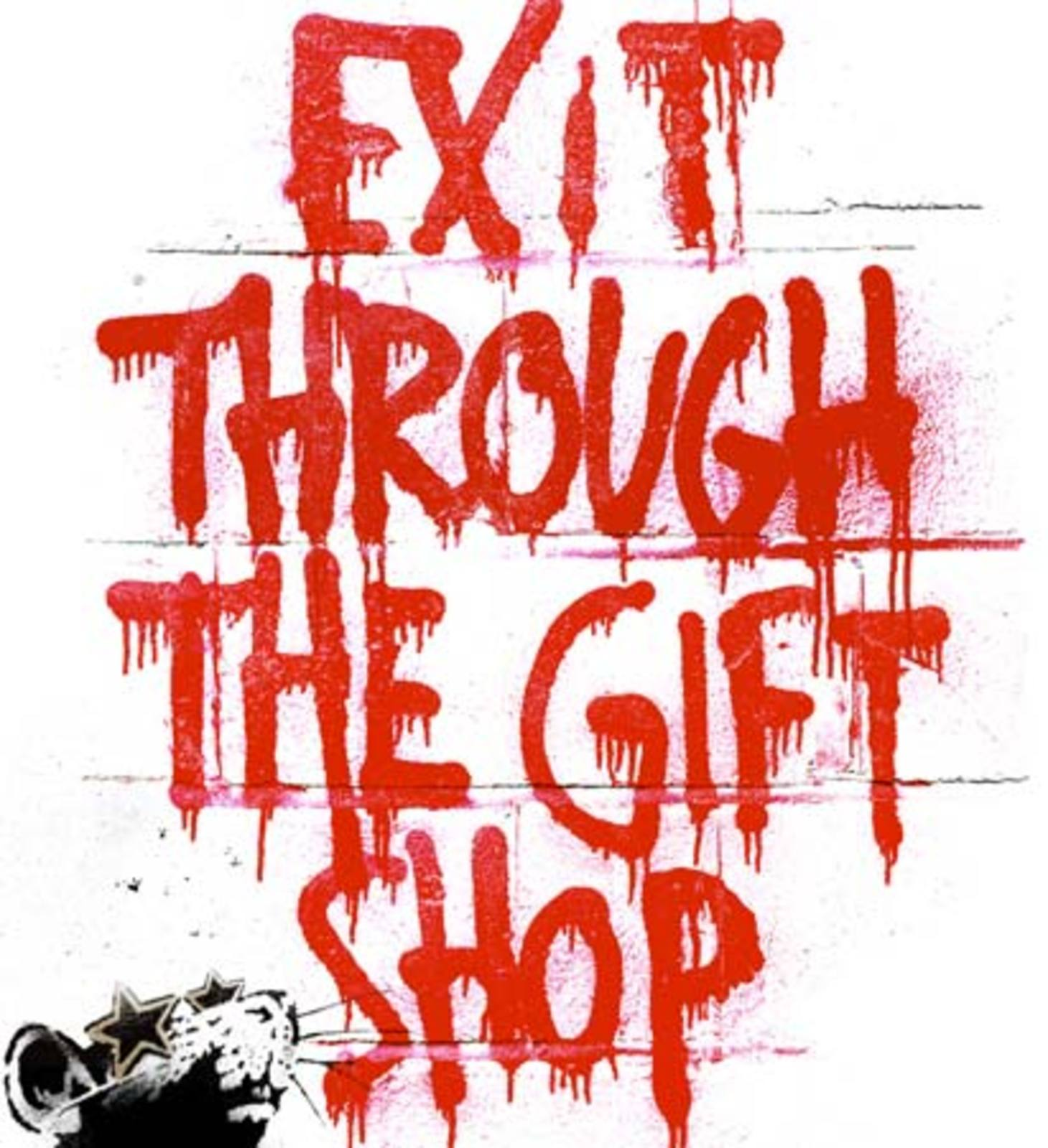Exit Through The Gift Shop Trailer - Cool Hunting