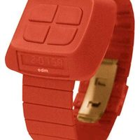 O.D.M. Reverse Double Digital Driving Watch