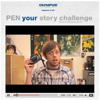 PEN Your Story Challenge