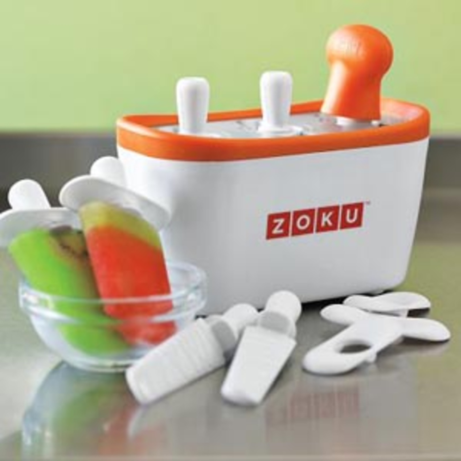 Zoku Quick Pop Maker - Cool Hunting