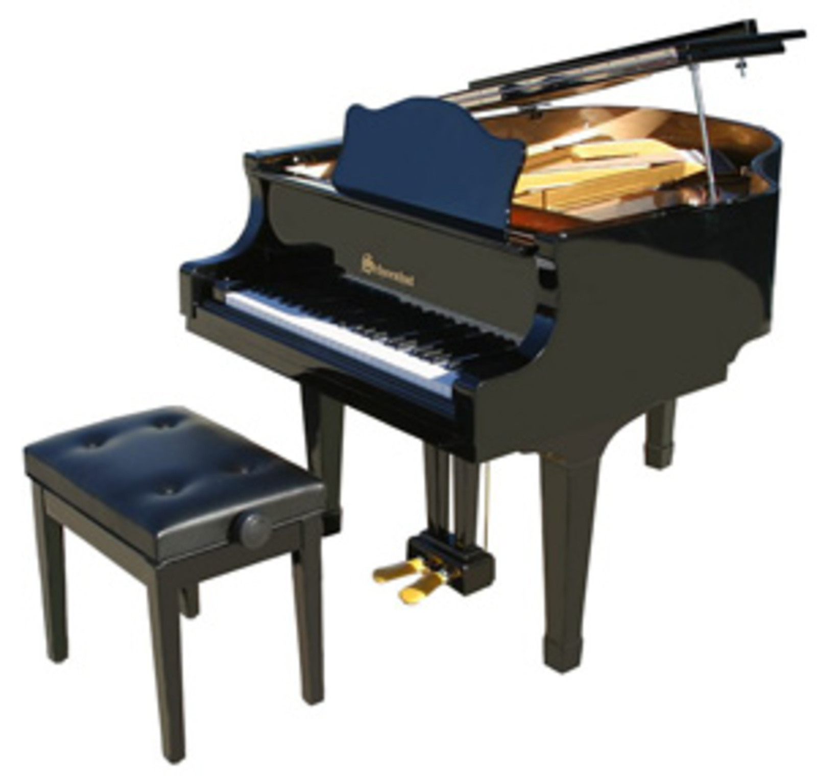 Schoenhut Pro Baby Grand Piano Cool Hunting