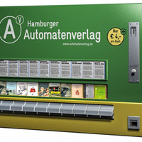 Hamburger Automatenverlag Book Vending Machines