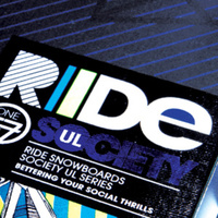 Ride's Hempbrain Snowboards