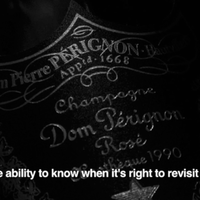 Cool Hunting Video Presents: Dom P&#234;rignon 1990 Ros&#233; &#338;noth&#232;que