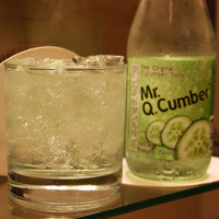 Mr. Q Cumber Soda