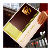 UPS Reusable Express Envelope