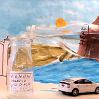 Casey Neistat for Kanon Organic Vodka