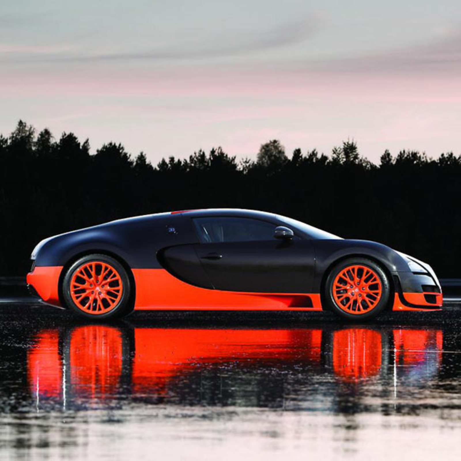 Taking A Bugatti Veyron To Carmax For A Free: Veyron 16.4 Super Sport