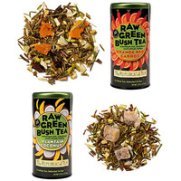 South African Raw Green Bush Tea