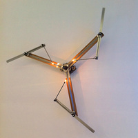 Lights, Geometry and Kinetics at Frieze 2010