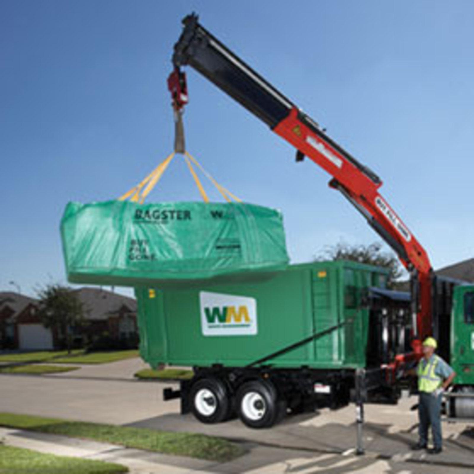 Dumpster Rental in Los Angeles. Dumpsters for Homeowners and Contractors. Call for a dumpster today.
