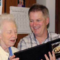 For Love & Art: Sharing With Seniors