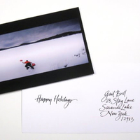 Aaron Hobson Holiday Cards