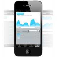 Daytum iPhone App
