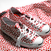 Converse and Marimekko