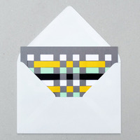 Paper Weaving Card Set