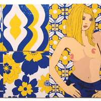 Keren Richter: The Yellow Wallpaper