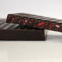 MarieBelle Dark Chocolate and Fruit Bars