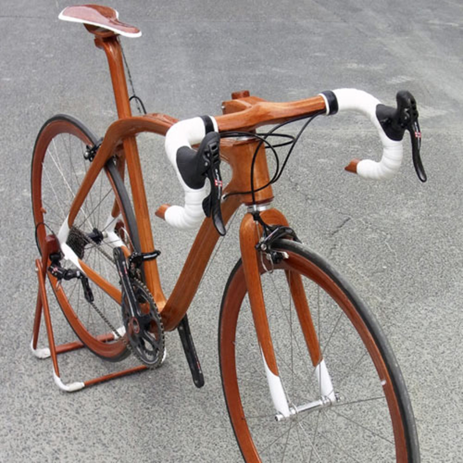 sanomagic wooden bicycles cool hunting - Wooden Bike Frame