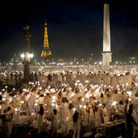Le D&#238;ner en Blanc