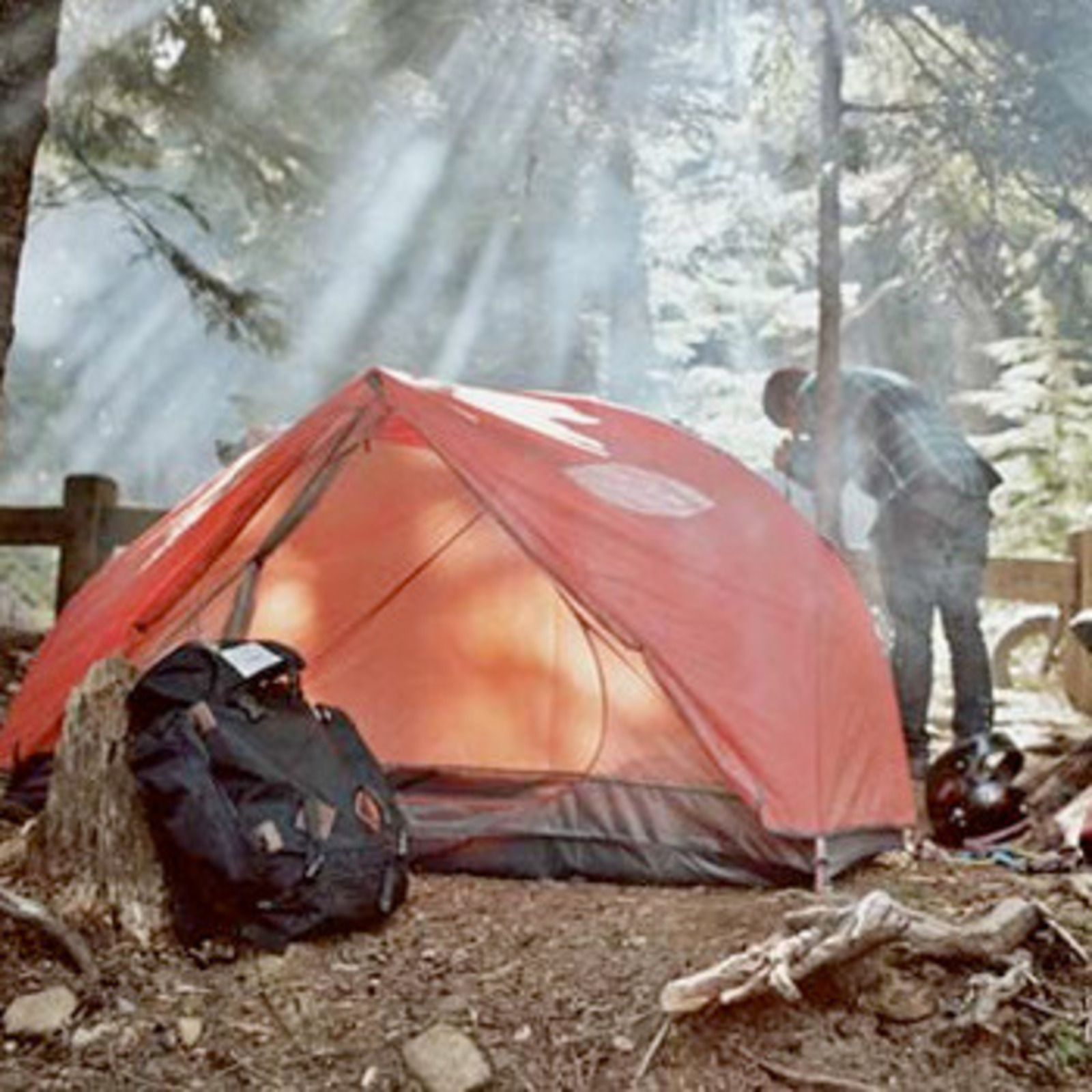 Weekend Camping Gear Cool Hunting