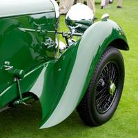Vintage Automobiles at Pebble Beach 2011