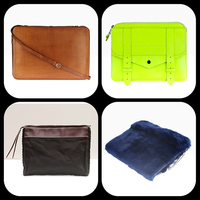 Four Fashionable iPad Cases