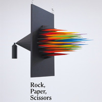 Rock, Paper, Scissors by Julien Vallée