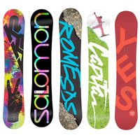 Snowboard Gear Guide