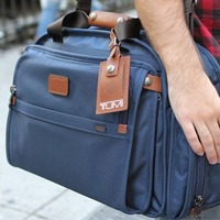Tumi + Selectism Travel Bag