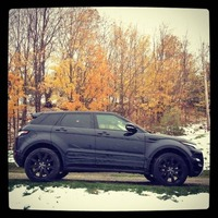 Living with the Evoque