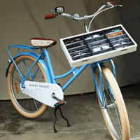Warby Parker's Bike Project