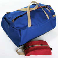 Archival Clothing Duffel and Dopp Kit