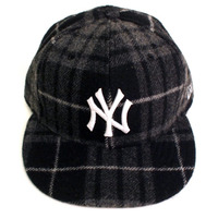 The New Era Yankees Cap in Pendleton for Ace Hotel