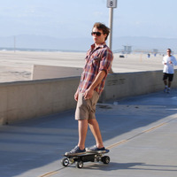Electric Skateboards from CES