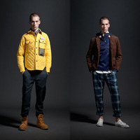 Woolrich Woolen Mills Fall/Winter 2012