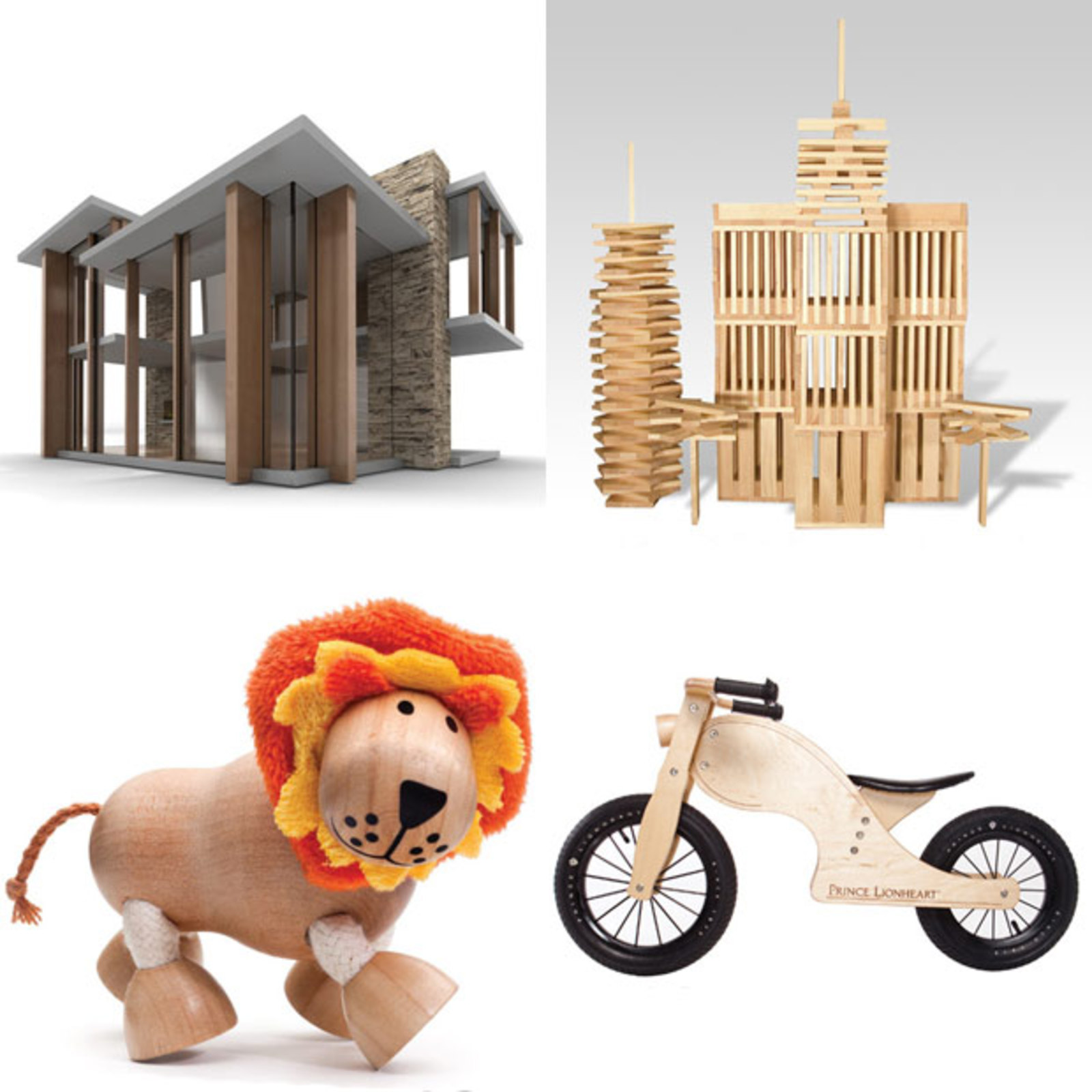 Cool Wood Toys : Wooden toys cool hunting