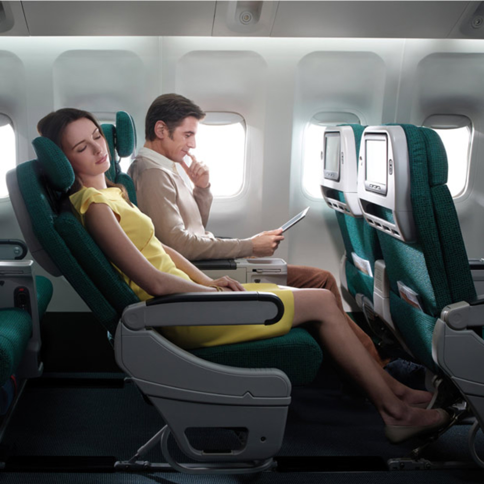 Cathay Pacific Premium Economy Cool Hunting