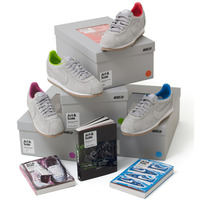 The Art & Sole Cortez iD Project