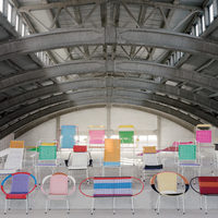 Marni Chairs and L'arte del Ritratto