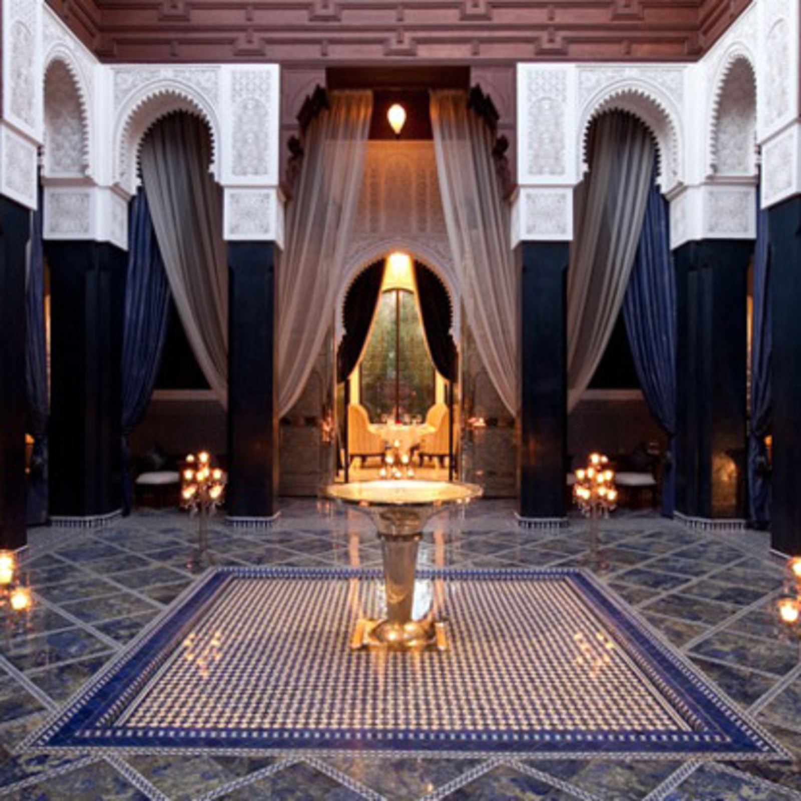 The royal mansour cool hunting for Palace design homes